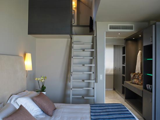 Kyma Beach Hotel: DELUXE SUITE SEA VIEW
