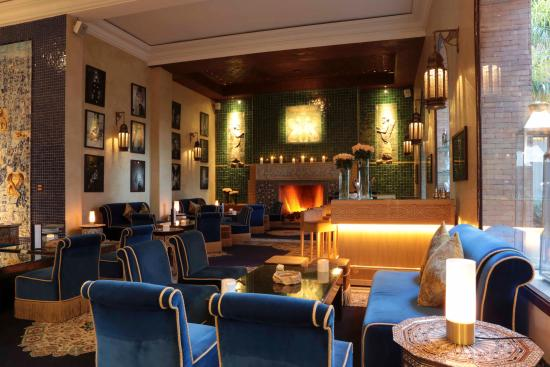 Es Saadi Marrakech Resort - Palace : Lobby Bar