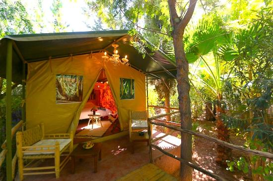 Le Jardin Tougana Campement & Lodge