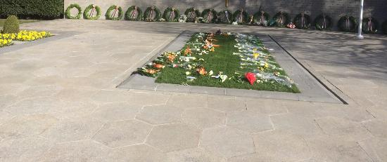 Arbour Hill Cemetery: 1916 leaders grave