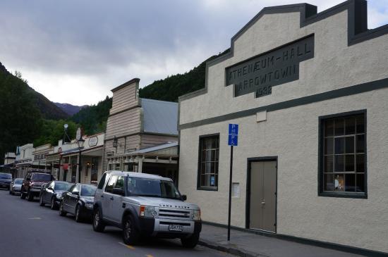Arrowtown, نيوزيلندا: Эрроутаун