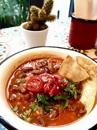 Zupa Meksykańska Picture Of Pinata Mexican Food Gdansk