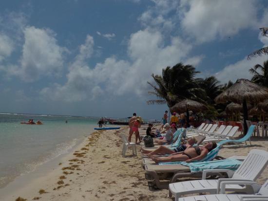 free sunbeds picture of costa maya port mahahual tripadvisor rh tripadvisor co za