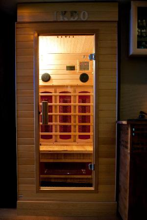 Lambersart, France: Sauna