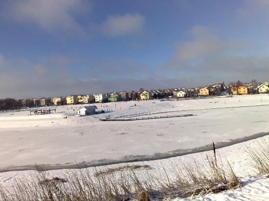 Skierniewice, Польша: Zalew  Zadębie
