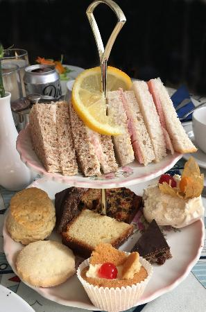 The Pantry Coffee Shop: Afternoon tea