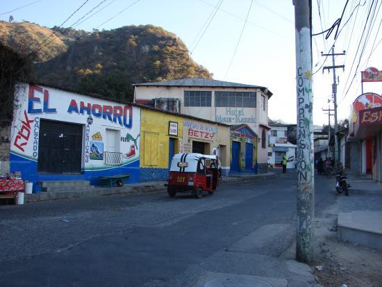 Posada Monte Rosa: vicino all'hotel