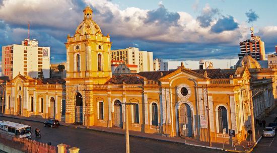 Alfandega Building