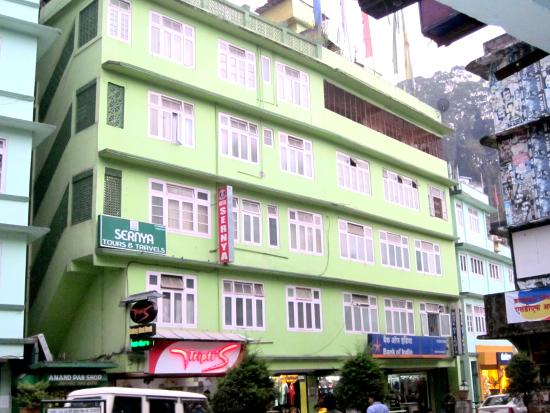 The Best Budget Hotel At Mg Marg Road Gangtok Review Of Delight Sernya India Tripadvisor