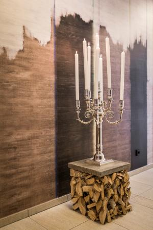 Hotel Restaurant Spa Rosengarten: Hoteldesign