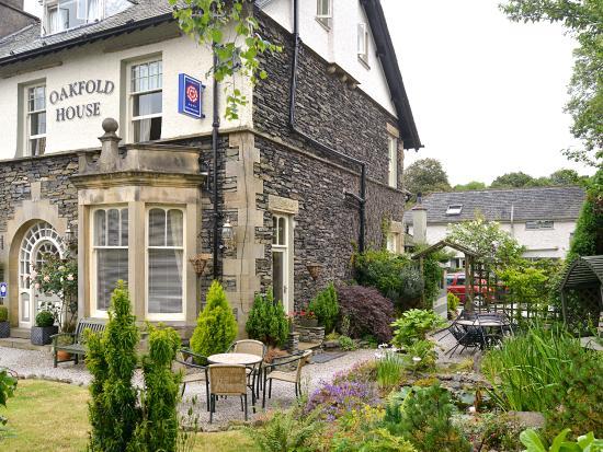 Oakfold House: External Garden