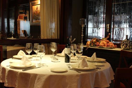 Restaurante Castillo de Javier
