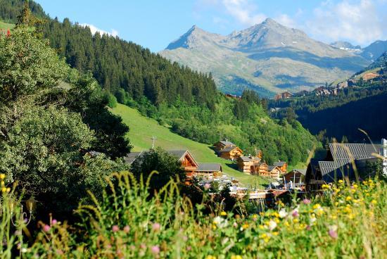 Les Cimes de Morel : Vallée de Méribel
