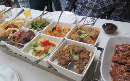 Candi Borobudur: Tasty dishes