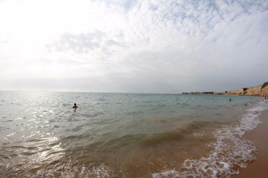 Bushehr, Iran : beautiful beach