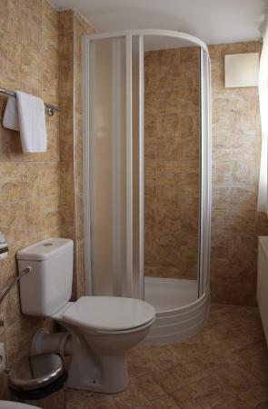 Residence Green Lobster: Standard room - bathroom