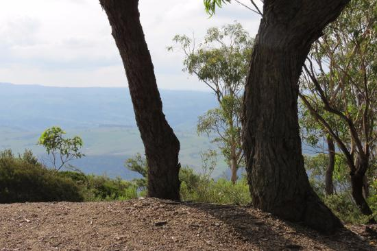 Blackheath, Avustralya: het uitzicht