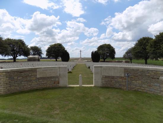 Grove Town Cemetery