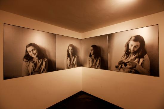 Photo of Anne Frank House in Amsterdam, , NL