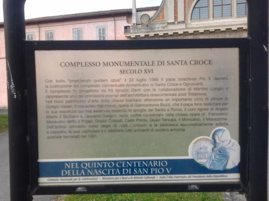 Bosco Marengo, Italien: Descrizione del sito
