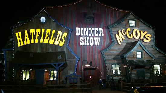 hatfield mccoy dinner show bild von hatfield mccoy dinner show rh tripadvisor de