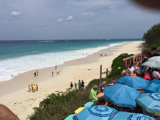 Restaurantes en Great Guana Cay