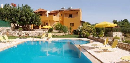 Villa Elianthos