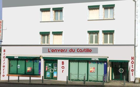 Hotel L'Envers du Castille
