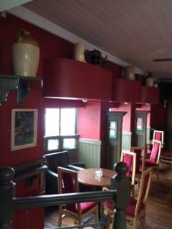 Dunmore East, Irlanda: our cosy traditional bar