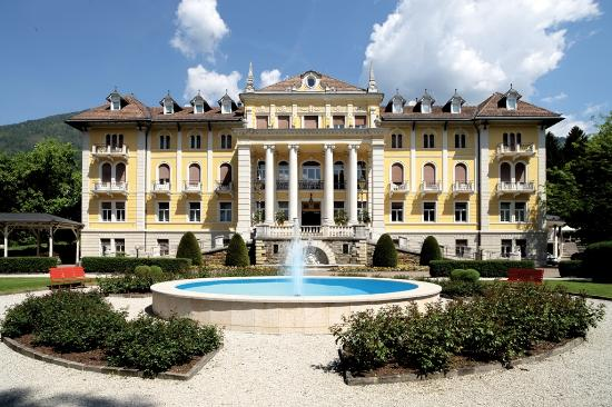 Grand Hotel Imperial Levico Terme Italie