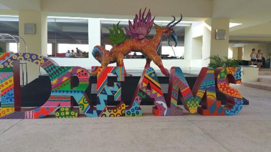 Dreams Huatulco Resort & Spa: 20160321_080337_large.jpg