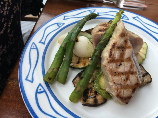 Tuna Steak - Picture of Di Vino, Playa del Carmen - TripAdvisor