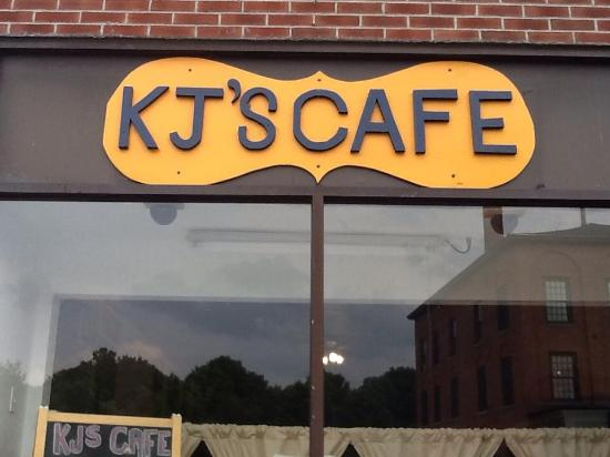 KJs Cafe  , Newport NH