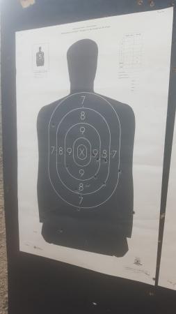 Eagle Peak Shooting Range: Außenansicht
