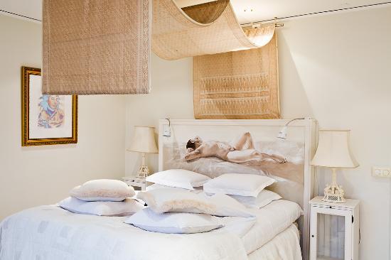 Bomans Hotel in Trosa : Borgmästaren De luxe room