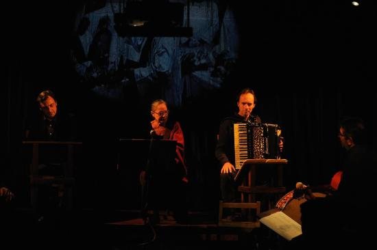 Teatro Ditirammu: Martorio