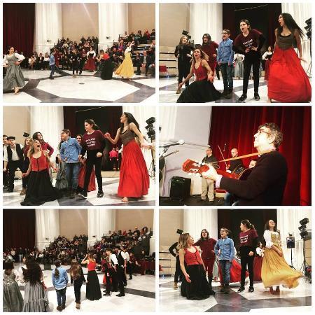 Teatro Ditirammu: Folk Mix