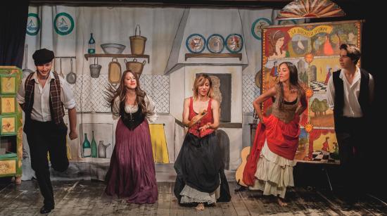 Teatro Ditirammu: folk!