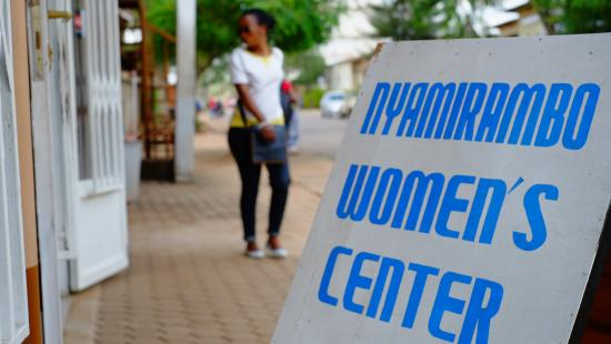 ‪Nyamirambo Women's Center‬
