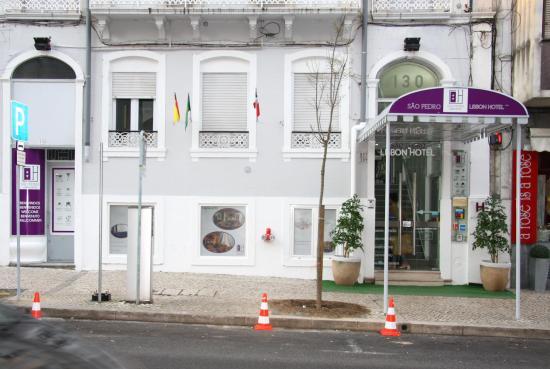 Sao Pedro Lisbon Hotel