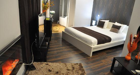 Hotel M : Nos chambres
