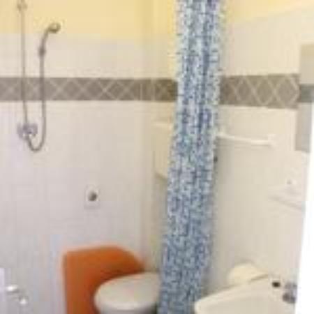 Jammin' Riccione Beach & Fun Hotel: Bagno