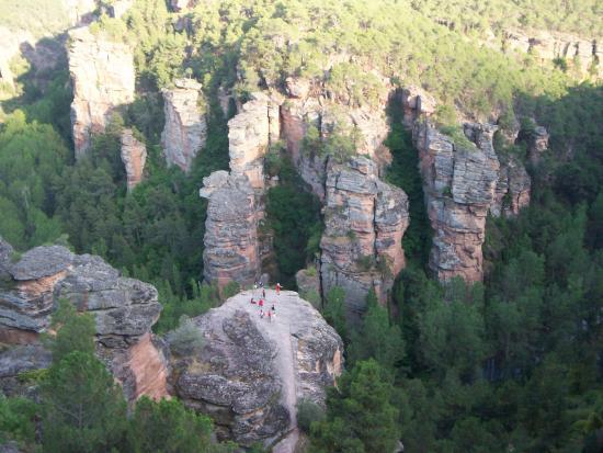 Ventosa, España: Primer mirador-3