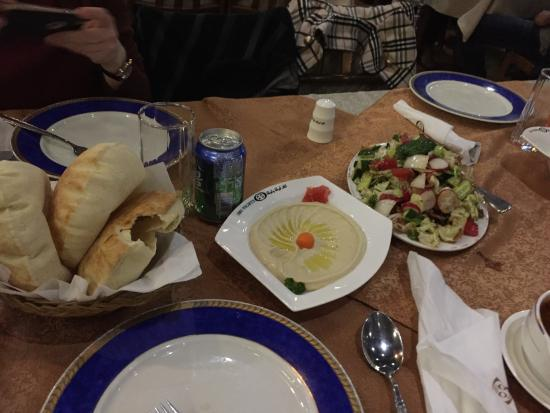 1001 Nights: appetizers