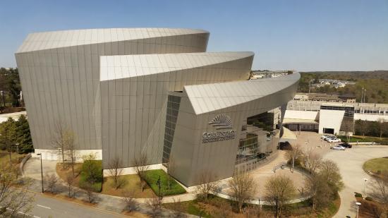 Embassy Suites by Hilton Atlanta - Galleria : room view