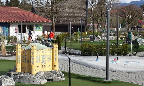 Flößer-Golf Anlage Lechbruck
