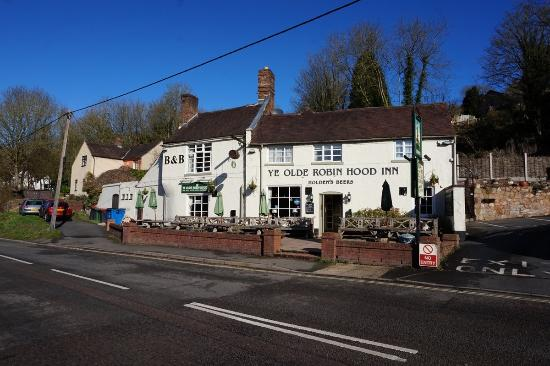 Ye Olde Robin Hood Inn - Picture of Ye Olde Robin Hood Inn, Ironbridge - Tripadvisor