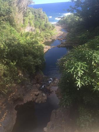 Ohe'o Gulch: seven sacred pools