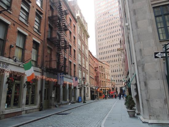Stone Street Historic District: Stone St