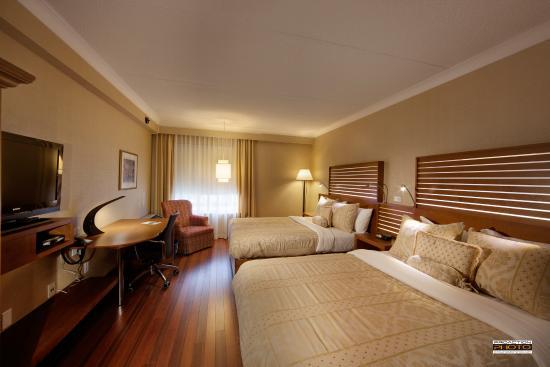 Hôtel Lindbergh : Chambre | Room
